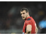 Sam Warburton gets his breath back
