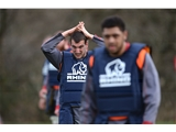 05.03.14 - Wales Rugby Training -