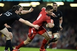 22.11.14 - Wales v New Zealand All Blacks - Dove Men Care -
