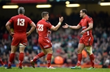 14.03.15 - Wales v Ireland - RBS 6 Nations 2015 - Scott Williams of Wales replaces Jamie Roberts.