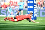 21.03.15 - Italy v Wales - RBS 6 Nations 2015 - Liam Williams of Wales scores try.