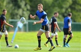 16.09.15 - Wales Rugby World Cup Training -Liam Williams during training.