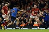 26.02.16 - Wales v France - RBS 6 Nations - Dan Lydiate of Wales.