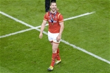 19.03.16 - Wales v Italy - RBS 6 Nations 2016 - George North with his man of the match medal.