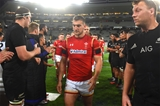 11.06.16 - New Zealand v Wales - Steinlager Series 2016 -Sam Warburton leaves the field at the end of the game.