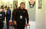 18.06.16 - New Zealand v Wales - Steinlager Series, Second Test -Rhys Patchell arrives.
