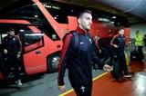 12.11.16 - Wales v Argentina - Under Armour Series -Sam Warburton of Wales arrives.