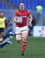 05.02.17 - Italy v Wales - RBS 6 Nations 2017 -George North of Wales.