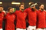 11.02.17 - Wales v England - RBS 6 Nations -Sam Warburton of Wales