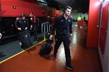 10.03.17 - Wales v Ireland - RBS 6 Nations 2017 -Dan Biggar of Wales arrives.