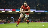 10.03.17 - Wales v Ireland - RBS 6 Nations Championship - George North of Wales scores a try.