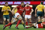 11.11.17 - Wales v Australia - Under Armour Series 2017 - Taulupe Faletau of Wales.
