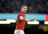 03.11.18 - Wales v Scotland - Doddle Weir Cup - George North of Wales