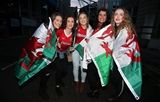 10.11.18 - Wales v Australia - Under Armour Series 2018 - Fans outside the stadium before the game.