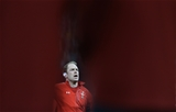 10.11.18 - Wales v Australia - Under Armour Series 2018 - Alun Wyn Jones of Wales sings the anthem.