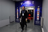 01.02.19 - France v Wales - Guinness 6 Nations 2019 -Adam Beard of Wales arrives.