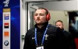 01.02.19 - France v Wales - Guinness 6 Nations 2019 -Ken Owens of Wales arrives.