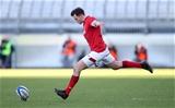 03.02.19 - France U20s v Wales U20s - U20s 6 Nations Championship - Cai Evans of Wales.
