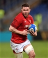 09.02.19 - Italy v Wales - Guinness Six Nations -Thomas Young of Wales.