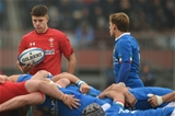 10.02.19 - Italy v Wales - Guinness U20 Six Nations - Jamie Hill