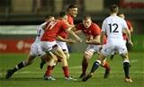 22.02.19 - Wales U20s v England U20s - U20s 6 Nations Championship - Jac Morgan of Wales.