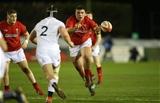 22.02.19 - Wales U20s v England U20s - U20s 6 Nations Championship - Ben Warren of Wales.