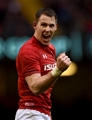 16.03.19 - Wales v Ireland - Guinness Six Nations - Liam Williams of Wales celebrates
