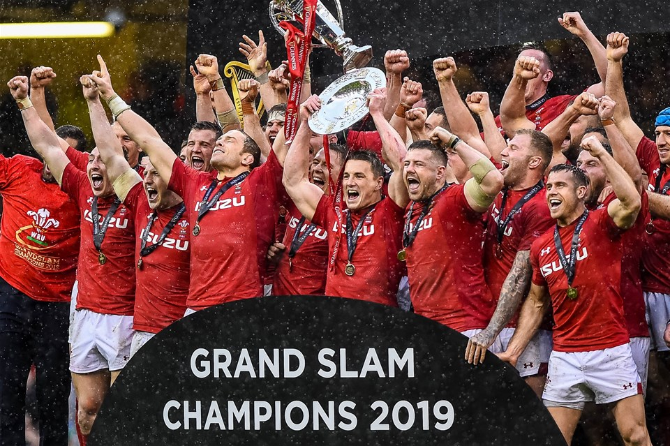 16.03.19 - Wales v Ireland - Guinness Six Nations - Wales are crowned Six Nations Champions