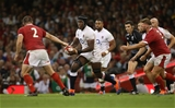 17.08.19 - Wales v England - RWC Warm Up - Under Armour Summer Series - Maro Itoje of England is challenged by Ken Owens of Wales.