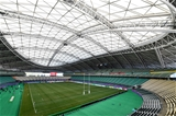09.10.19 - Wales v Fiji - Rugby World Cup -A general view of Oita Stadium ahead of kick off.
