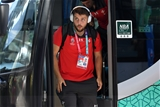 13.10.19 - Wales v Uruguay - Rugby World Cup - Pool D - Nicky Smith of Wales arrives at the stadium.