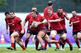 18.10.19 - Wales Rugby Training -Josh Navidi during training.