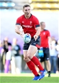 26.10.19 - Wales Rugby Training -George North during training.