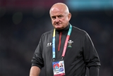 01.11.19 - New Zealand v Wales - Rugby World Cup Bronze Final - Wales Team Manager Alan Phillips.