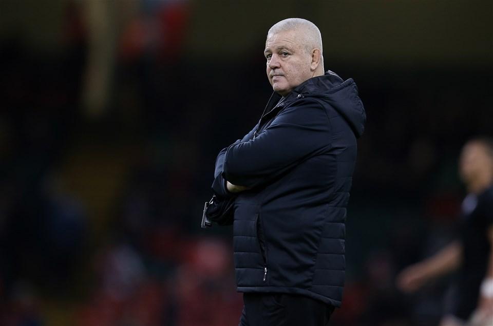 30.11.19 - Wales v Barbarians -  Barbarians Head Coach Warren Gatland.