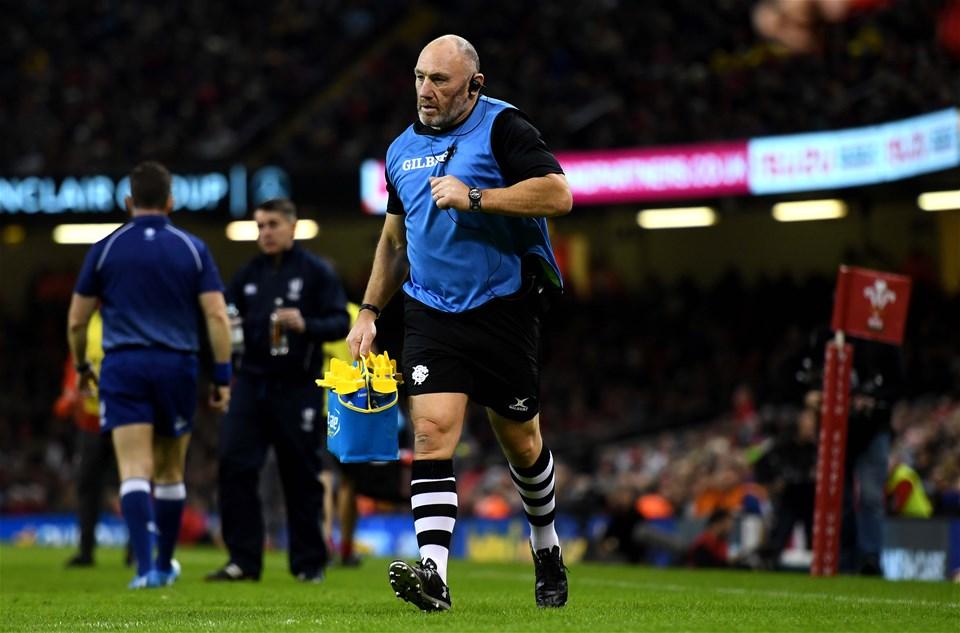 30.11.19 - Wales v Barbarians - International Rugby -
