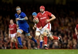 01.02.20 - Wales v Italy - Guinness Six Nations -Cory Hill of Wales
